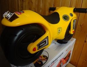 Мотоцикл - каталка детская L1407