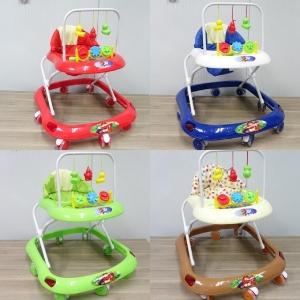 Детские ходунки 018 на 8 гелиевых колёсах