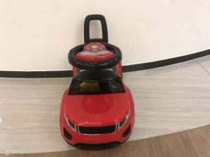 Детская машинка каталка Range Rover 613W красная