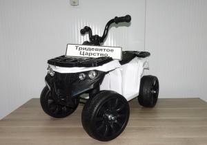 Детский квадроцикл ATV Motax mini для детей от 2 лет белый