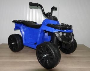 Детский квадроцикл ATV Motax mini для детей от 2 лет синий 2
