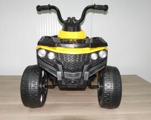 Детский квадроцикл ATV Motax mini для детей от 2 лет жёлтый 1