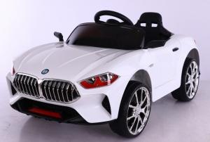Детский электромобиль BMW на аккумуляторе белый