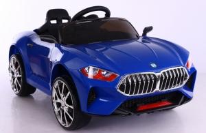 Детский электромобиль BMW на аккумуляторе синий