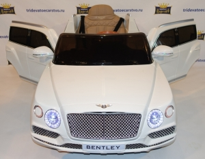 Детский электромобиль Bentley Bentayga - JJ2158 Continental (Лицензия) в Ростове-на-Дону