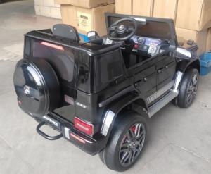 Детский электромобиль Mersedez Benz G63 AMG BBH-0003 лицензия