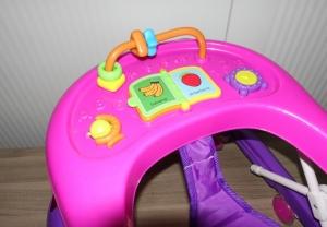 Ходунки детские на гелиевых колёсах 106