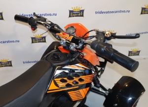 Электроо Квадроцикл детский KXD-ATV-5E 36V 800W оранжевый в Ростове на Дону