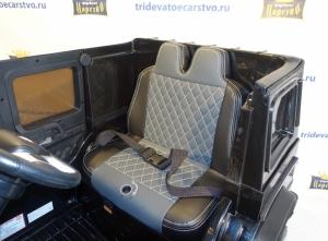 Детский электромобиль Mercedes Benz G65 AMG черный vip лицензия в Ростове-на-Дону
