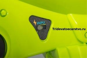 Детский электромотоцик River Toys HC-1388