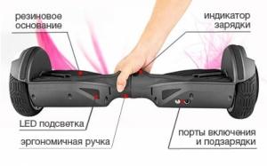 гироскутер Smart Genesis, мини-сигвей 6,5 I в Ростове-на-Дону