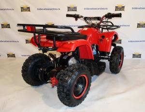 Квадроцикл детский электрический KXD-ATV-7E 36V 800W красный в Ростове на Дону