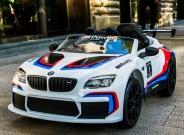Детского электромобиля BMW M6 GT3 – 6666R Chi Lok Bo