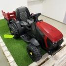 Электромобиль Трактор с прицепом BDM-0925