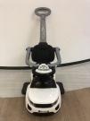 Каталка 614W PVC колёса и кожаное сидение
