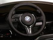 Детский электромобиль BMW X6M mini белый, черный, синий лак, бардовый (красный) лак в Ростове-на-Дону
