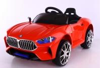 Детский электромобиль BMW на аккумуляторе красный