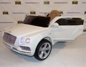 Детский электромобиль Bentley Bentayga - JJ2158 Continental (Лицензия)