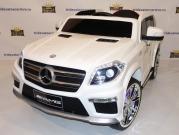 Детский электромобиль Mercedes Benz GL63 AMG - С999СР (лицензия)