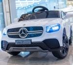 Детский электромобиль Mercedes Benz GLC 63 AMG BBH-0008 Белый лицензия