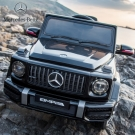 Детский электромобиль Mercedes Benz G63 AMG BBH-0002 Гелендваген лицензия