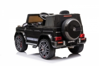 Детский электромобиль Mercedes Benz G63 AMG BBH-0002 Черный Гелендваген с лицензией Ростов на дону