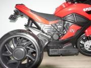 Детский трёхколесный электромотоцикл М8 Мститель