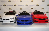 Детский электромобиль BMW M-3 спорт