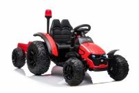 Детский электротрактор с прицепом HZB-200