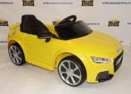 Детский электромобиль Audi TT RS JE1198 - (Лицензия)