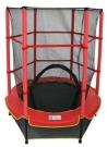 Батут детский с сеткой для квартиры MFT05R 140 см