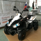 Детский электро квадроцикл ATV DMD-268B 12V