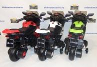 Детский мотоцик от года LQ-158