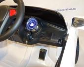 Детский электромобиль BMW 5 серии (525) в Ростове на Дону рулевое