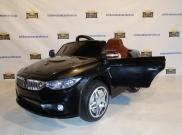 Детский электромобиль BMW 5 серии (525) в Ростове на Дону черный