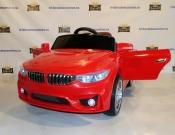 Детский электромобиль BMW 5 серии (525) в Ростове на Дону красный