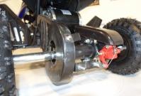 Квадроцикл детский электрический KXD-ATV-5E 36V 800W синий