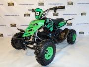 Квадроцикл детский электрический KXD-ATV-5E 36V 800W зелёный