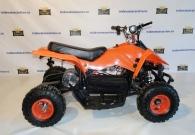 Квадроцикл детский электрический KXD-ATV-6E 36V 800W оранжевый в Ростове-на-Дону