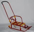 Санки Тимка 5 Классик с колесиками