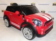 Детский электромобиль Mini Cooper JJ2258 (лицензия) - JCW Paceman
