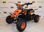 Квадроцикл детский электрический KXD-ATV-5E 36V 800W оранжевый