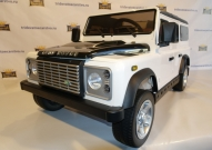 Детский электромобиль Land Rover Defender DMD-198
