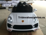 Детский электромобиль Porsche Cayenne GTS