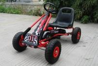 Педальная машинка - Багги L115