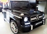 детский электромобиль Mercedes G63 - Гелендваген