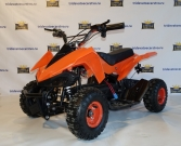 Квадроцикл детский электрический KXD-ATV-6E 36V 800W оранжевый