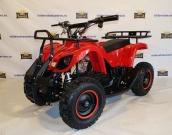 Квадроцикл детский электрический KXD-ATV-7E 36V 800W красный